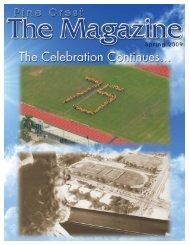 PC Mag Spring 09 (no clssnts) - Pine Crest School