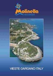 Depliant Molinella Vacanze - Molinella Villaggio Camping