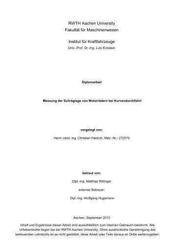 3 free Magazines from UNFALLREKONSTRUKTION.DE