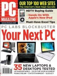 PC Magazine (11 2008).pdf - Spumonte