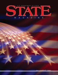 M A G A Z I N E - US Department of State