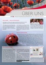 zur Ausgabe (PDF) - Warener Wohnungsgenossenschaft eG