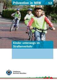 Kinder unterwegs im Straßenverkehr - Netzwerk Verkehrssicheres ...