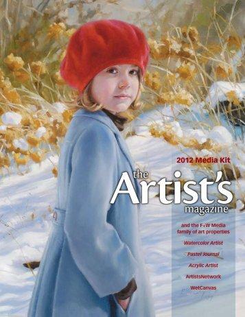 2012 Media Kit - Artist's Network