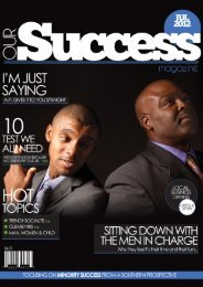 Stylus Magazine Indesign Template - Our Success Magazine
