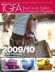 Travel Goods, Fashion & Accessories Magazine - MediaEdge