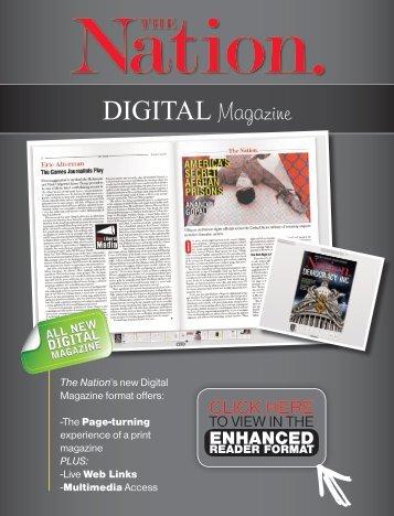 DIGITAL Magazine - UW-Madison: Political Science Department