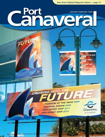 New Green (Digital) Magazine Option — page 14 - Port Canaveral