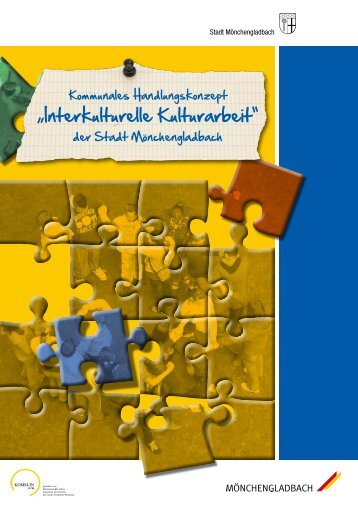 """Interkulturelle Kulturarbeit"" - Stadt Mönchengladbach"