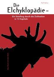 Elchyklopädie– - Buchhandel.de