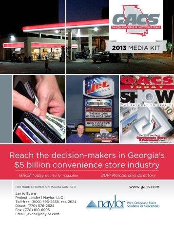 Georgia Association of Convenience Stores - Naylor