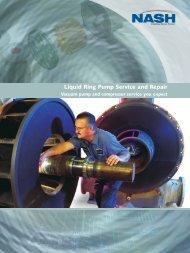 Liquid Ring Pump Service and Repair