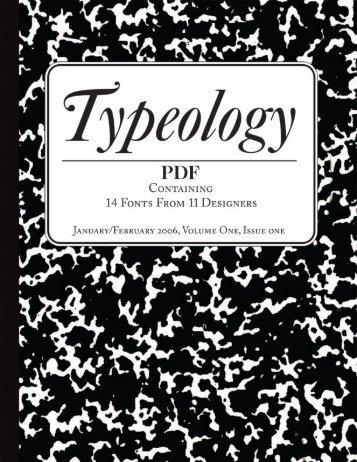 download typeology #1