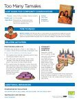 Too Many Tamales - A Guide for Educators - Page 7