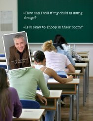Teens, Alcohol and Other Drugs E-Book - Jeff Wolfsberg