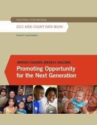 2011 KIDS COUNT Data Book - KIDS COUNT Data Center