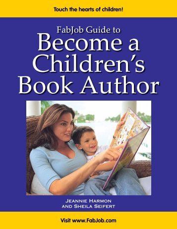 FabJob Guide to Become a Children's Book Author - Fabjob.com