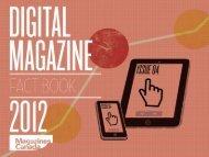Digital Magazine Factbook - Magazines Canada