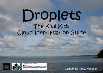 The Kiwi Kids Cloud Identification Guide - Science Education ...