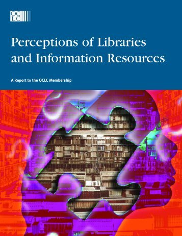 Perceptions of Libraries
