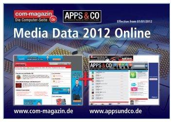 Type of advertising - Das Computer Magazin