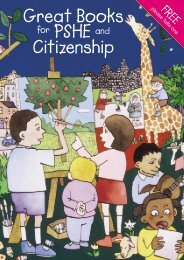 Great Books for PSHE and Citizenship - Books at Random House