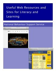 Useful Web Resources and Sites for Literacy and Learning - NBSS