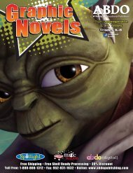 ABDO 2011 Graphic Novels Catalog - Amazon Web Services
