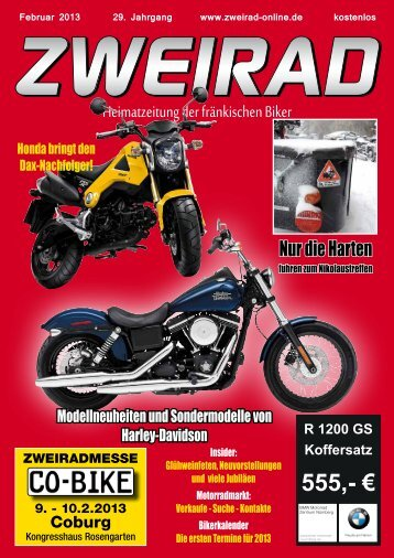 555,- € - ZWEIRAD-online
