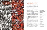 the U.Va. Magazine digital pdF - U.Va. Alumni Association ...