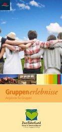 Zweitälerland-Gruppenerlebnisse - Schwarzwaldregion Freiburg
