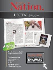 DIGITAL Magazine - The Nation