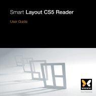Smart Layout CS5 Reader - WoodWing.com