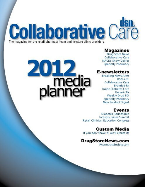 CollaborativeCare - Drug Store News