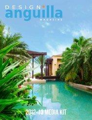 Stylus Magazine Indesign Template - Design Anguilla Magazine