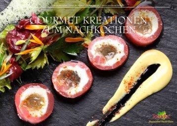 gourmet kreationen zum nachkochen - Ausgezeichnet-geniessen.de