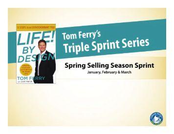 Tom ferry listing presentation pdf