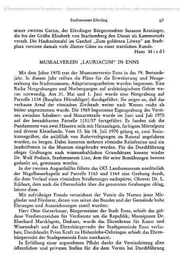 seiner zweiten Gattin, der Eferdinger Bürgerstochter Susanne ...