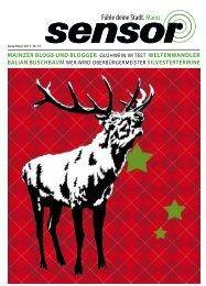 mainzer blogs und blogger glühwein im test - sensor Magazin