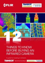 12 Things to Know Before Buying an Infrared Camera - Transcat