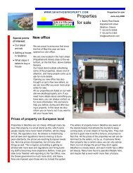 Properties for sale - skiathos property index