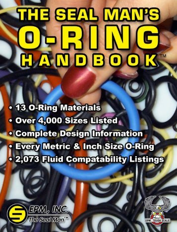 The Seal Man's O-Ring Handbook - Harvard University Department ...