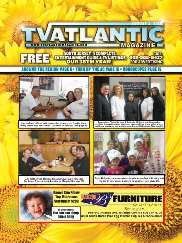 See pages 2. - TV Atlantic Magazine Online!