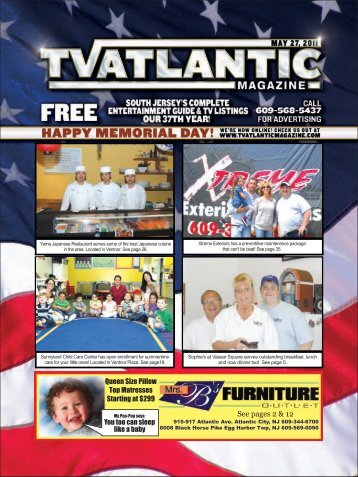 See pages 2 & 12 - TV Atlantic Magazine Online!