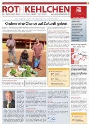 Kindern eine Chance auf Zukunft geben - Landratsamt Roth