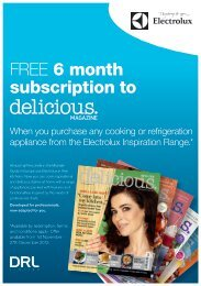 FREE 6 month subscription to - Appliances Online