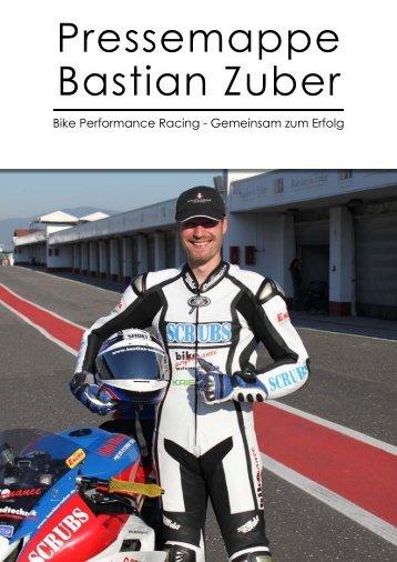 Pressemappe Bastian Zuber