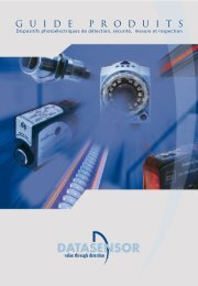Guide Produits (6 MB) - bei ID-Systems