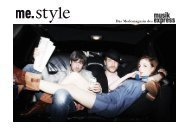 me.style - Axel Springer Mediahouse Berlin