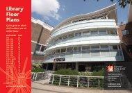 Library Floor Plans leaflet - Portal